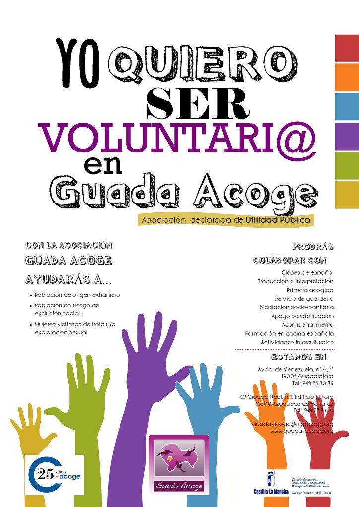 Voluntariado Guada Acoge